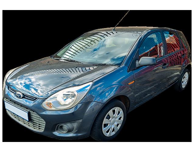 05 2014 Ford Figo 1.4 Ambiente 1