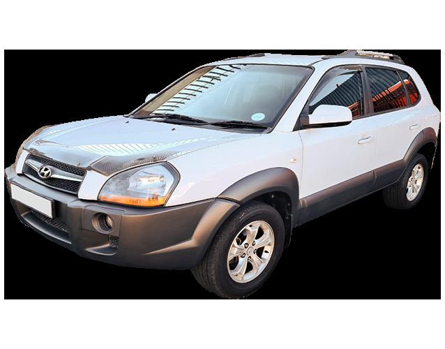 12 2010 Hyundai Tucson 2.0 GLS 1