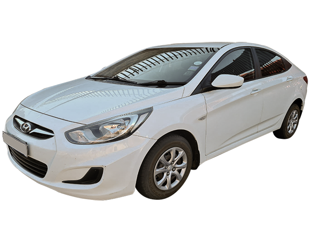 14 2015 Hyundai Accent 1.6 GLS 1